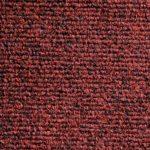 HECKMONDWICKE SUPACORD CARPET colour Claret