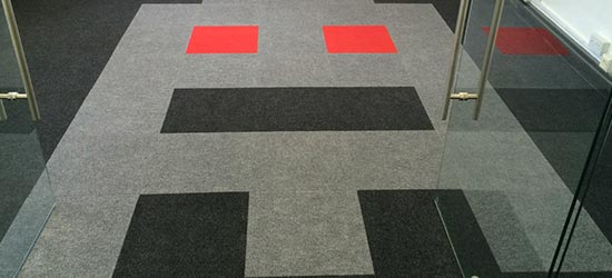 Custom Carpet Designs & Logos