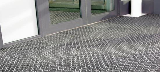 Entrance Solutions Protect Internal Floorcoverings