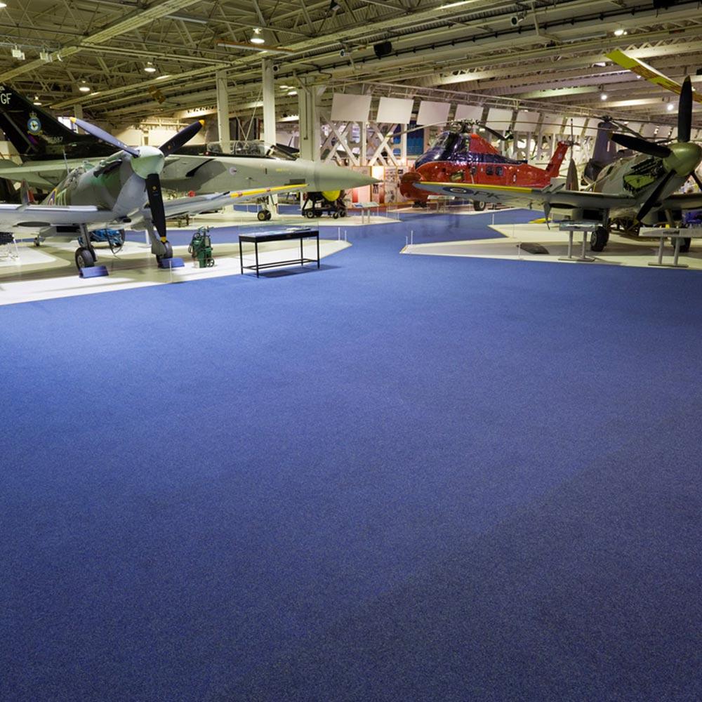Raf Museum Heckmondwike Flooring