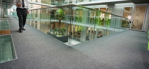 Think Apartments - Atrium Building - Heckmondwike Flooring