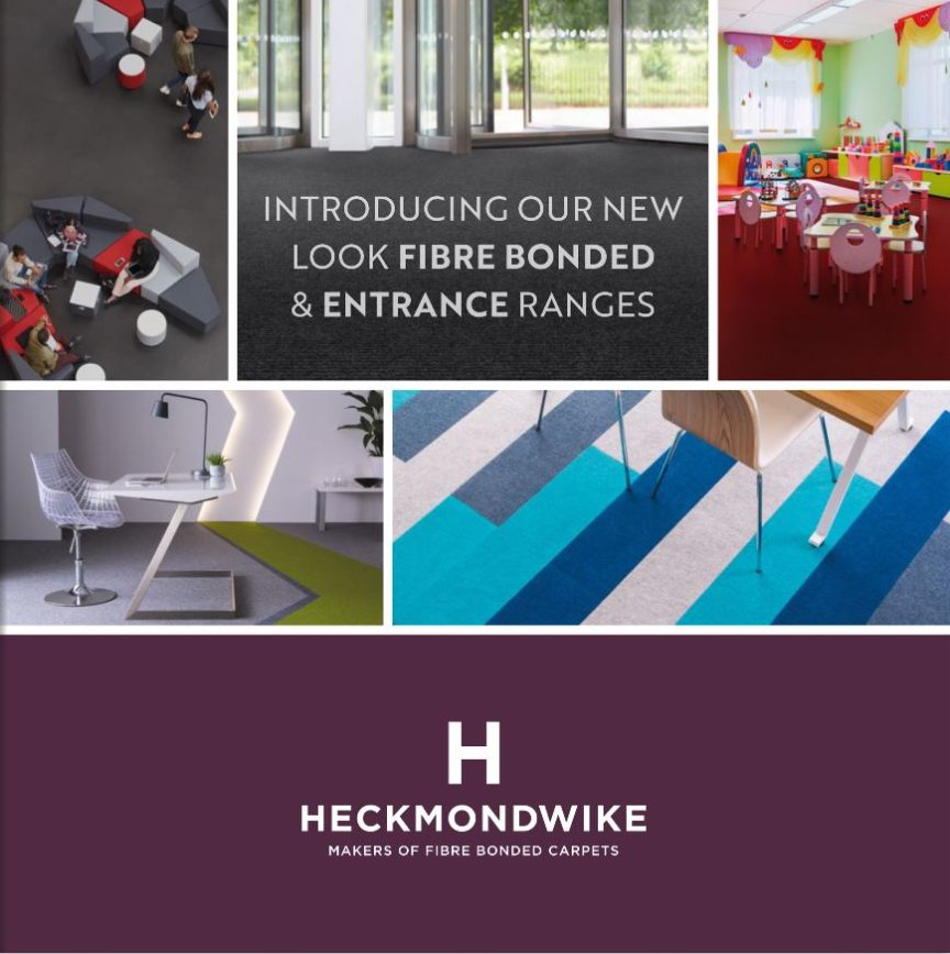 heckmondwike carpet brochure