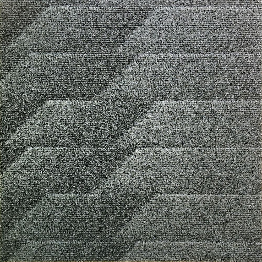 Heckmondwike | Commercial Carpet Tiles | Odyssey Anthracite