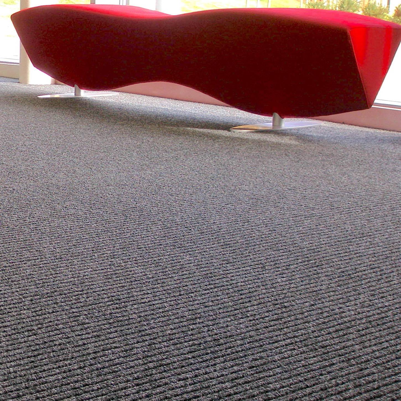 Heckmondwike | Commercial Carpets | Battleship/Hippo