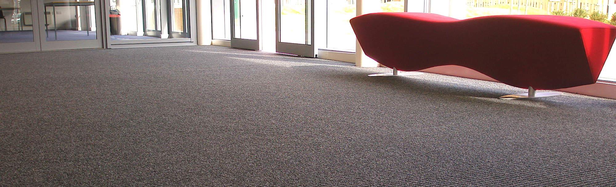 Heckmondwike FB | Commercial Carpet | Battleship/Hippo for Education