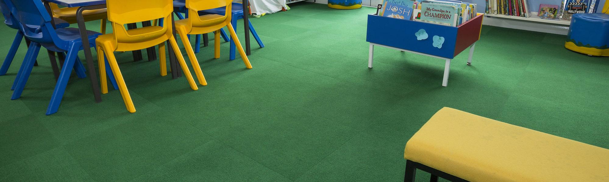 Heckmondwike FB | Commercial Carpet | Supacord for Education