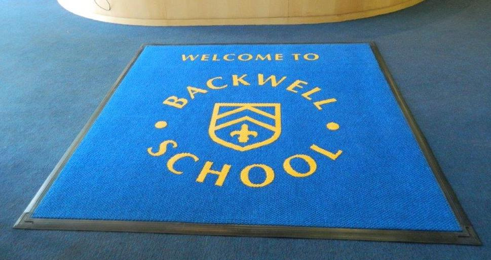 Heckmondwike FB | Win a Bespoke Logo Mat | Commercial Carpet