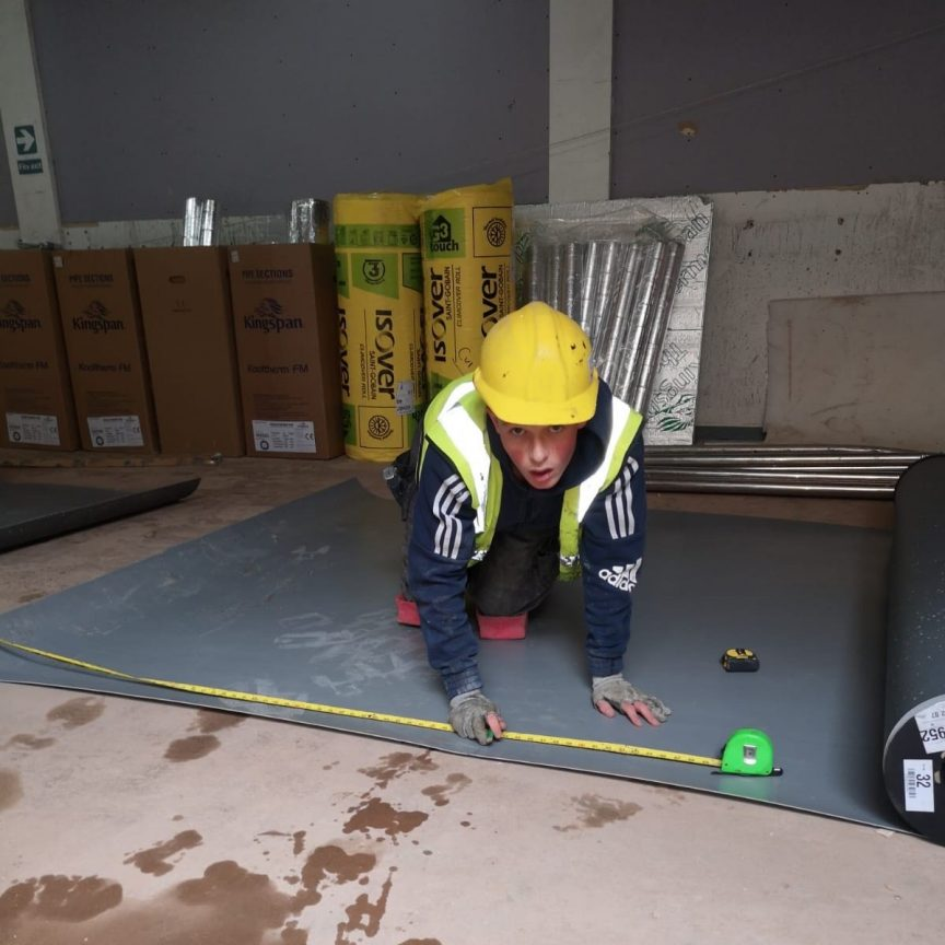 Heckmondwike FB | Apprentice update | Commercial Carpet