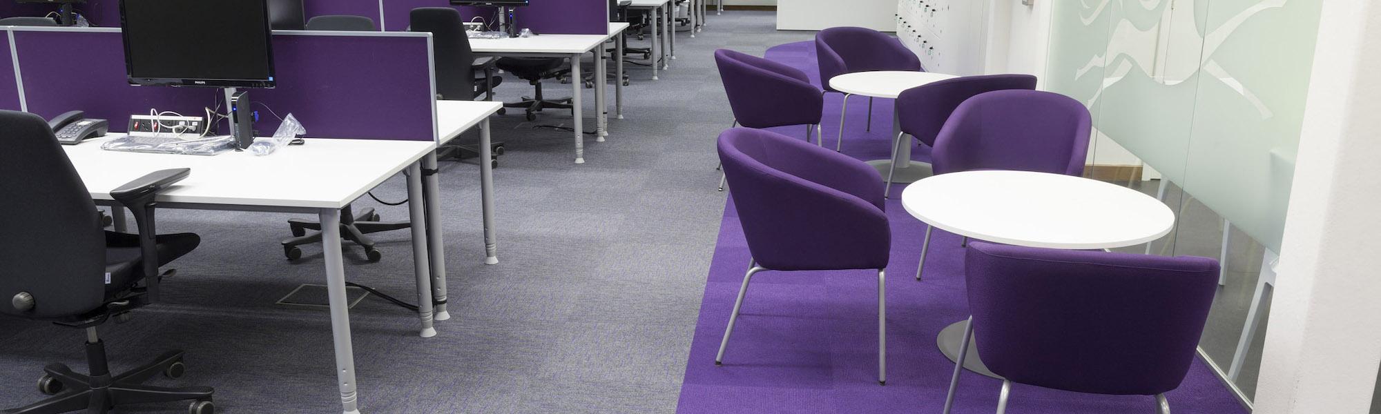 Heckmondwike FB | Commercial Carpet | Array and Broadrib