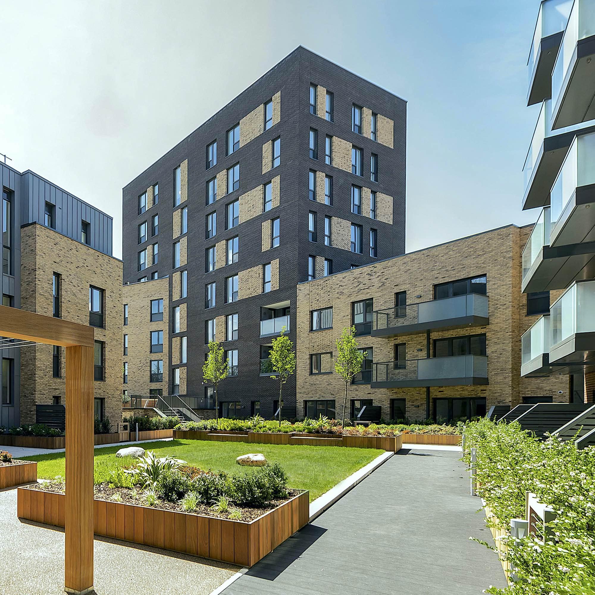 Peckham Place / Wooddene Estate, Peckham