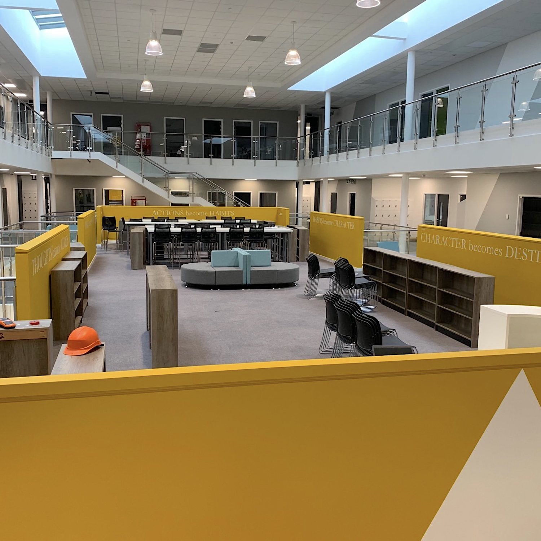 Ponteland School, Northumberland