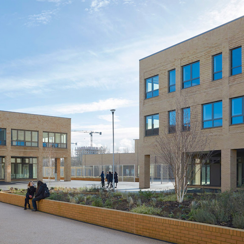 Brampton Manor Academy, East Ham