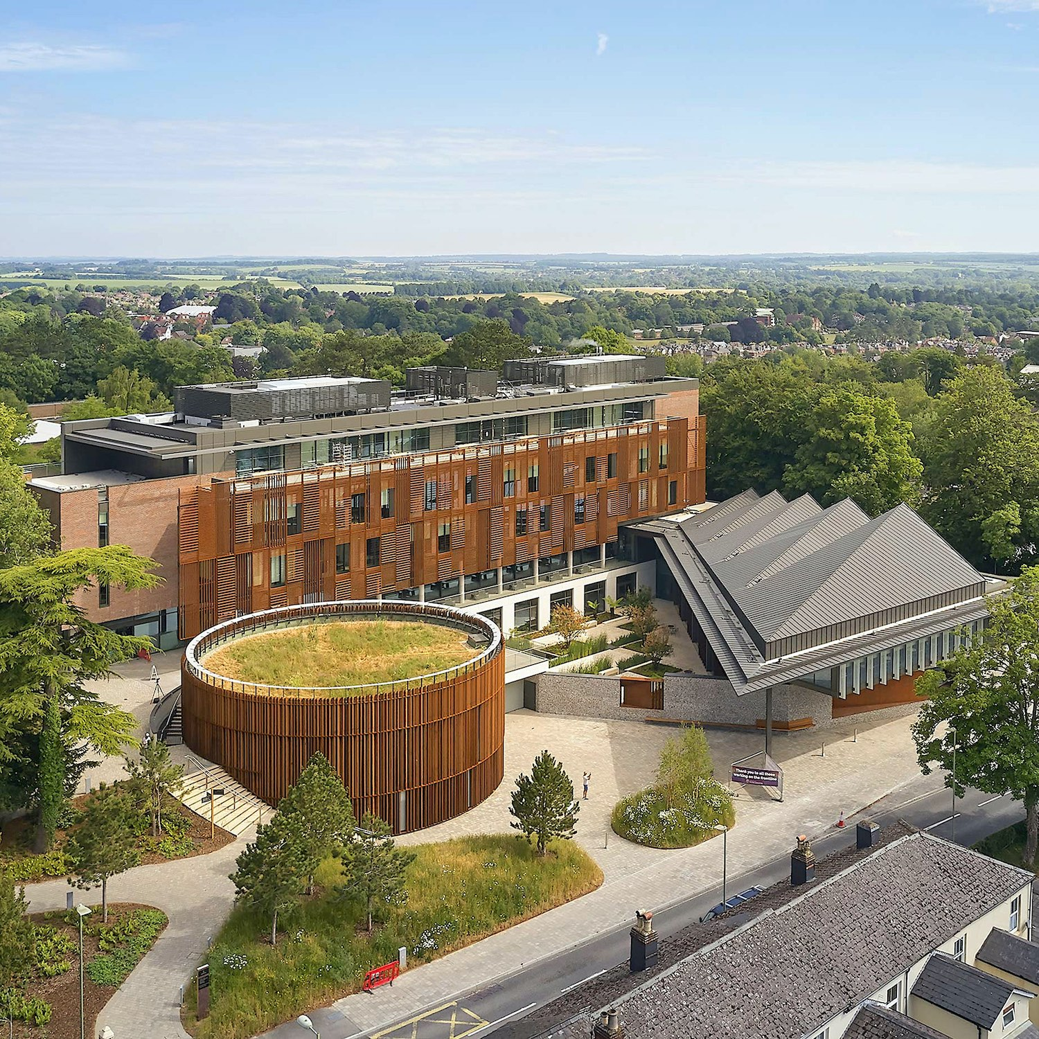 West Downs Campus, University of Winchester