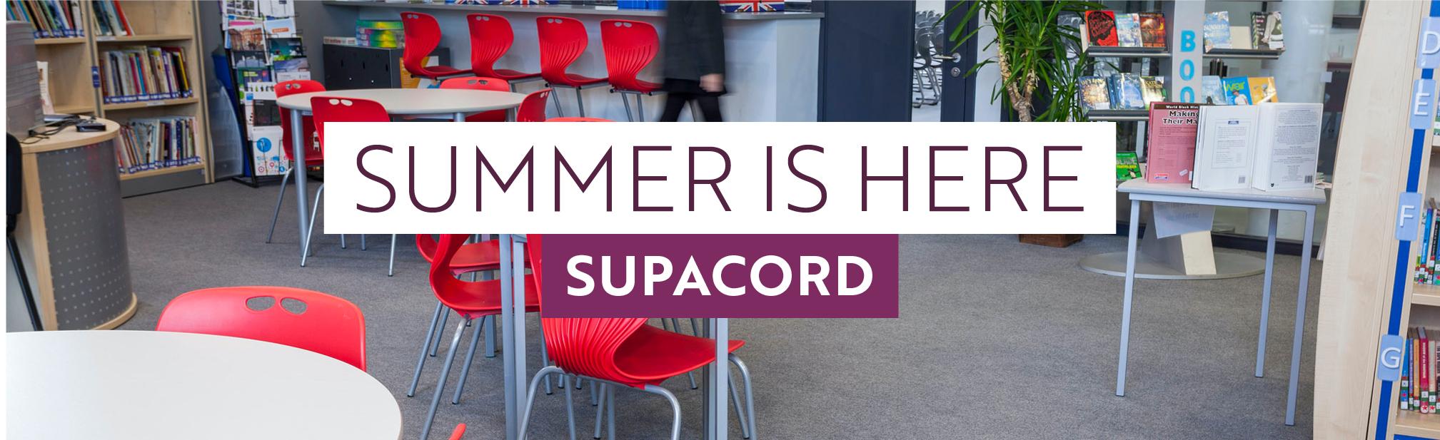 Heckmondwike   Supacord   Commercial Carpets   Fibre Bonded Carpets   Education